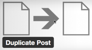 Wordpress Plugin - Duplicate Post