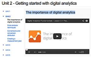 Unit 2/1 - The importance of digital analytics