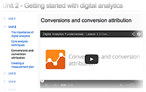Unit 2/3 - Conversions and Conversion Attribution