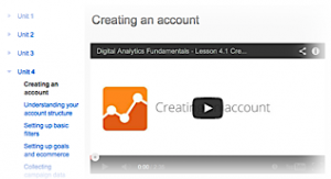 Unit 4/1 - Creating an Account