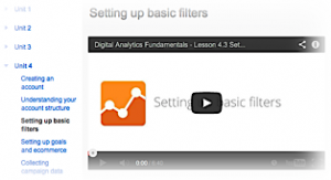 Unit 4/3 - Setting up Basic Filters